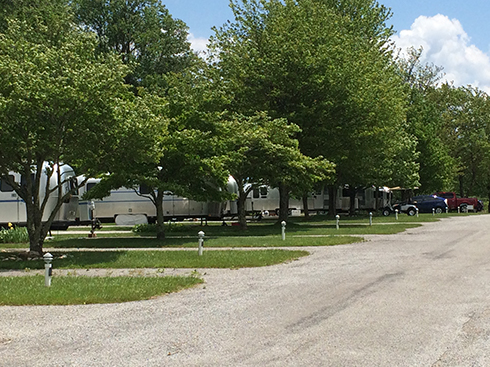 Virginia Highland Haven Airstream Park